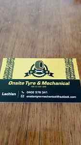 Mobile mechanic & tyre fitting trucks, cars Rockingham Rockingham Area Preview