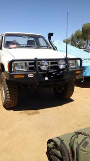 Toyota Hilux bullbar