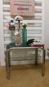 Single bedframe with side table Chatswood West Willoughby Area Preview