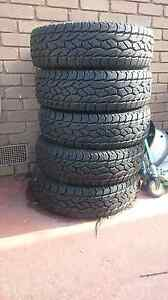 "5 x 30"" Tyres 4WD Tullamarine Hume Area Preview"