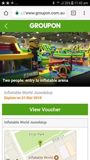 Inflatable World Joondalup