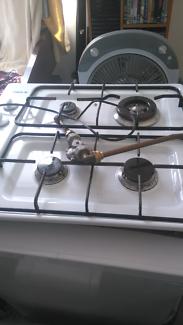 Simpson gas stove top