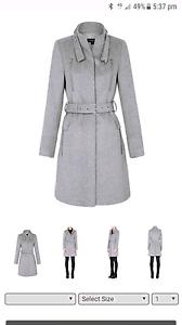 Oxford Wool Ladies Winter Coat Kaleen Belconnen Area Preview