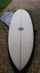 Cape collective 7'0 Funboard mini mal surfboard Bracken Ridge Brisbane North East Preview