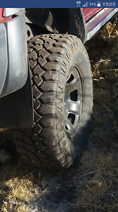 Want to swap 33 inch tyres for 35 inch tyres Mandurah Mandurah Area Preview