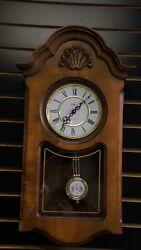 Howard Miller 612-700 Westminster Chime Wall Clock - Quartz