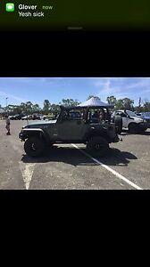 Jeep Wrangler Gordon Tuggeranong Preview
