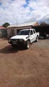 Manual turbo diesel 99 ford courier Paskeville Copper Coast Preview
