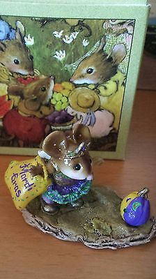 Wee Forest Folk M-299  The Halloween Princess  Mouse Expo SPECIAL EDITION Mint