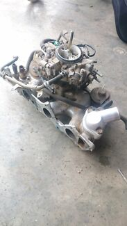 Mitsubishi 4g54 inlet manifold with carby l Donnybrook Donnybrook Area Preview