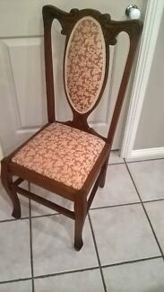 Beautiful antique dining chairs
