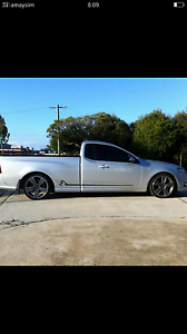 Fg xr50 turbo ute 460hp  swap/sell Albury Albury Area Preview