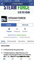 www.steamforce.ca.   CLEANING & RESTORATION
