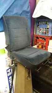 Toyota Tarago Back Passenger Seat. 1980's model. Tennyson Charles Sturt Area Preview
