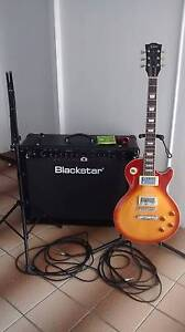 Guitar and amp package! Elermore Vale Newcastle Area Preview