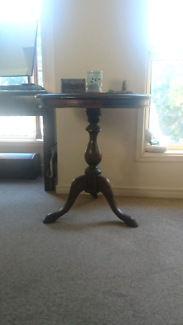 Beautiful antique turned table