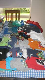 Bulk bundle boys clothes sizes 4-6