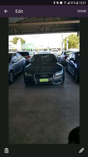 Audi A5 on sale