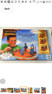 Harry Potter levitating board game Salisbury North Salisbury Area Preview