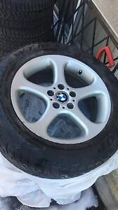"""BMW 18"""" OEM MAGS WITH TIRES"""