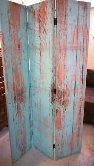 NEW Canvas Folding Room Divider/Privacy Screen Noosaville Noosa Area Preview