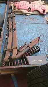 4x4 PX11 standard suspension Boyanup Capel Area Preview