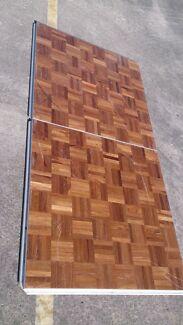 Dance floor timber