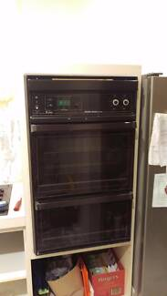 Electric Double Oven and Matching Gas Hob Maylands Bayswater Area Preview