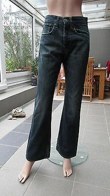 G-STAR - tolle Bootcut 5-Pocket Jeans, 3301, Sticklabels, Knöpfe, W26, L32, gebraucht gebraucht kaufen  Kelkheim