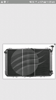 Nissan Patrol GQ heavy duty Radiator Parafield Gardens Salisbury Area Preview