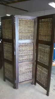 Timber & Cane Room Divider/Screen Noosaville Noosa Area Preview