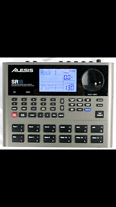 Alesis SR 18 drum machine Power and footswitch Perth Perth City Area Preview
