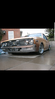 Datsun 260c Deluxe rare GB edition Surrey Downs Tea Tree Gully Area Preview