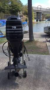 75HP Mercury Outboard 2003