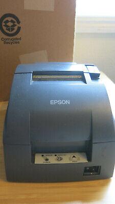 Epson Tm-u220b M188b Impact Kitchen Printer Pos Receipt No Power Supply Ethernet