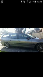 2000 VX Commodore wagon Bligh Park Hawkesbury Area Preview