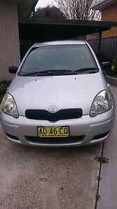 ***2005 Toyota Echo Auto*** Cardiff South Lake Macquarie Area Preview