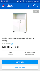 Utility (kitchen/microwave) Trolley. New in the box. Mulgrave Monash Area Preview