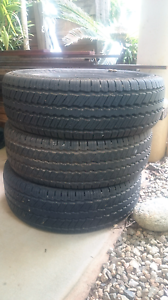 3 tyres for 4WD Mooroobool Cairns City Preview
