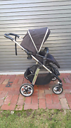 Silver cross pioneer pram, carrycot and maxi cosi bundle Geelong Geelong City Preview
