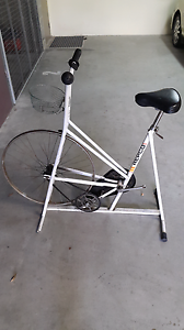 Repco spinning bike Hornsby Hornsby Area Preview