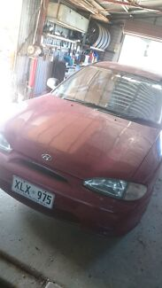 Hyundai Excel 1998 Cowirra Mid Murray Preview