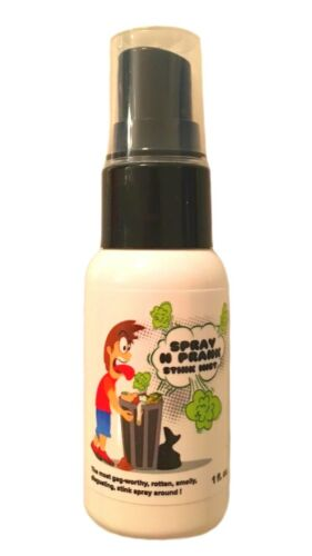 Spray N Prank Stink Mist 1 fl oz Nasty Rotten Liquid Smelly Ass Feet Fart Spray