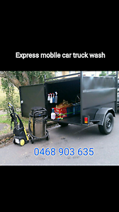 Mobile truck and car wash Miller Liverpool Area Preview