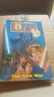 Star Wars: Tales of the Jedi: The Sith War
