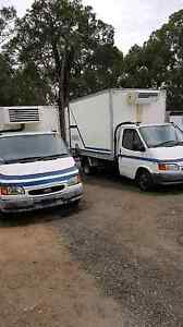 Freezer truck and Driver for hire Londonderry Penrith Area Preview