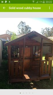Kids Cubby House. Has been dismantled  Killarney Vale Wyong Area Preview