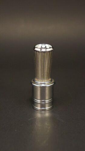 Vintage car cigarette lighter/element - chrome - complete knob & element