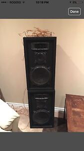 2 speakers AST X2-1500 advanced sound technology