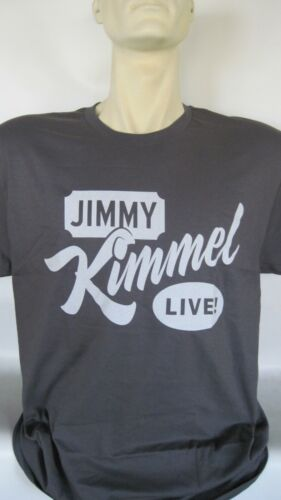 Jimmy Kimmel Live Tee Shirt & Jimmy Kimmel Travel Cup NEW from Show!